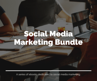 social media marketing bundle image